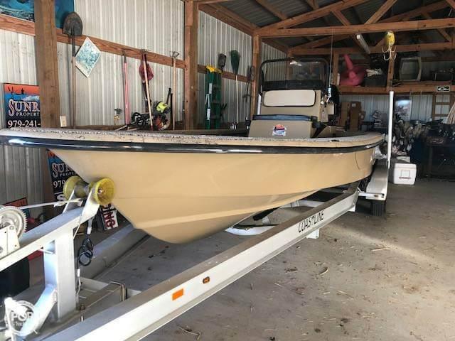 SOLD: Haynie 25 Magnum boat in Bay City, TX   144660