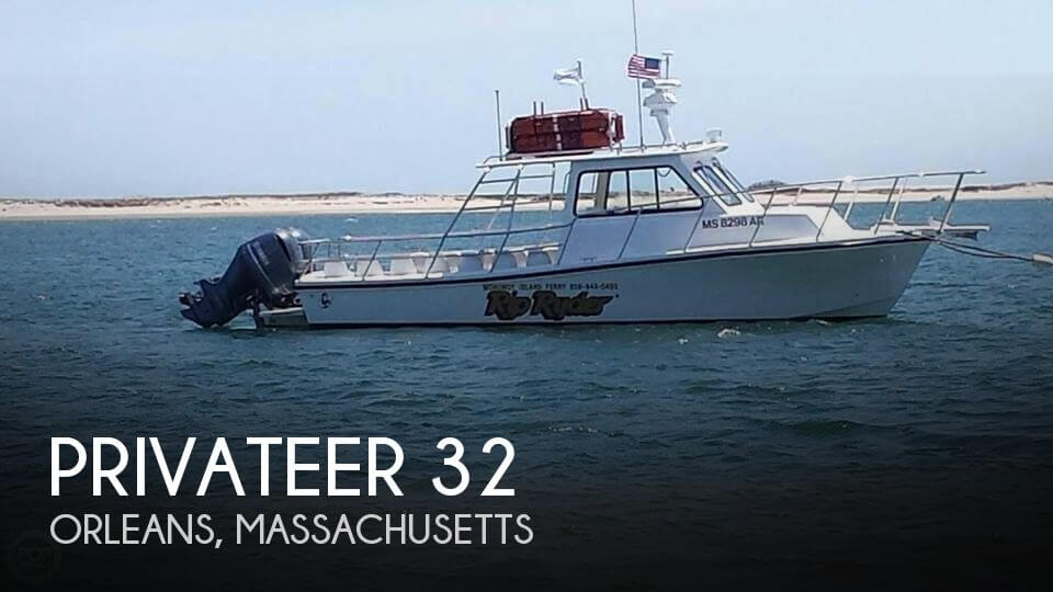 Used Privateer Boats For Sale by owner | 2006 Privateer 32