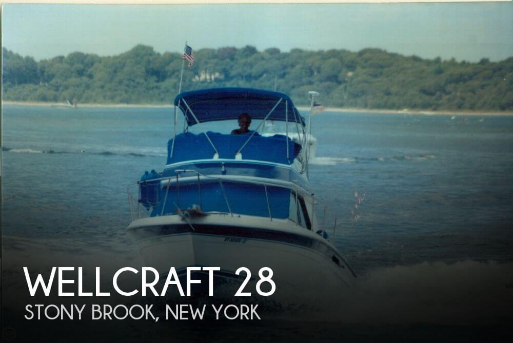 Used Wellcraft 29 Boats For Sale by owner | 1985 Wellcraft 2900 Sport Bridge