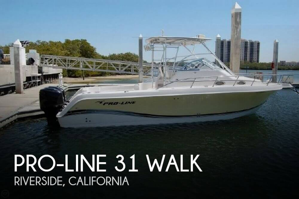 Used Pro-Line Boats For Sale by owner | 2005 Pro-Line 31