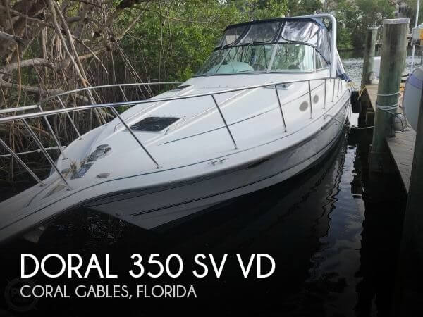 Used Doral Boats For Sale by owner | 1998 Doral 36