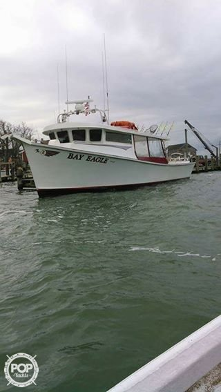 Glass Boat Works 46, 46', for sale - $166,700