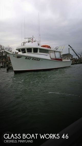 Used 46 Boats For Sale by owner | 2002 Glass Boat Works 46