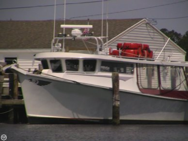 Glass Boat Works 46, 46', for sale - $154,000