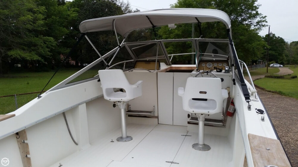 1977 Seacraft boat for sale, model of the boat is 23 Sceptre & Image # 2 of 40