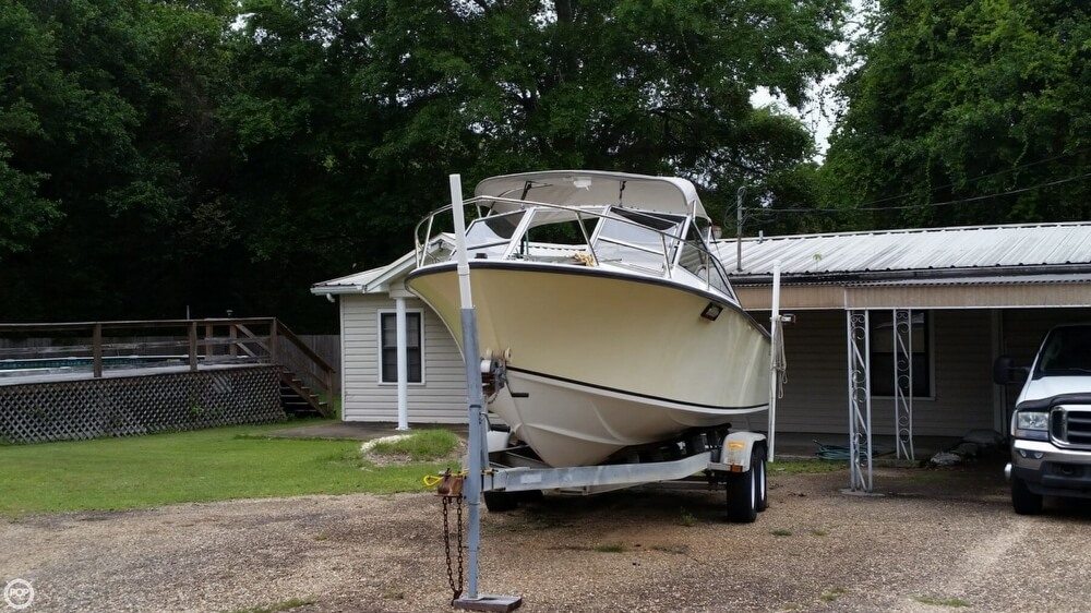 1977 Seacraft boat for sale, model of the boat is 23 Sceptre & Image # 9 of 40