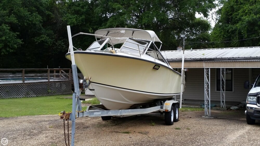 1977 Seacraft boat for sale, model of the boat is 23 Sceptre & Image # 10 of 40