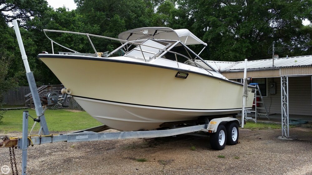 1977 Seacraft boat for sale, model of the boat is 23 Sceptre & Image # 11 of 40