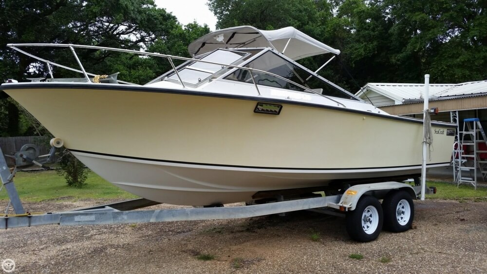 1977 Seacraft boat for sale, model of the boat is 23 Sceptre & Image # 12 of 40