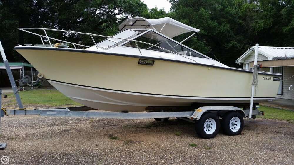 1977 Seacraft boat for sale, model of the boat is 23 Sceptre & Image # 13 of 40