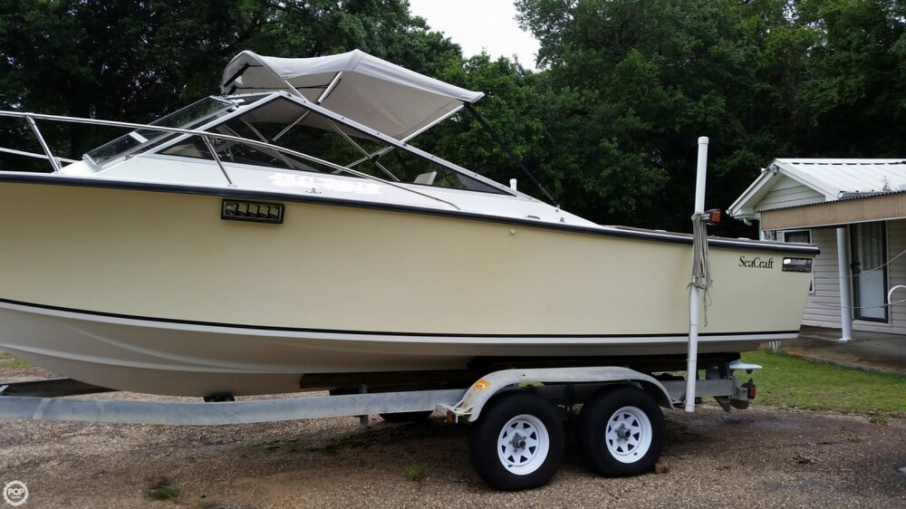 1977 Seacraft boat for sale, model of the boat is 23 Sceptre & Image # 14 of 40