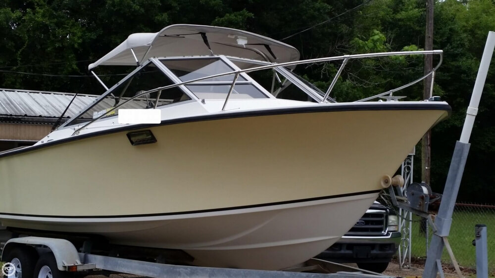 1977 Seacraft boat for sale, model of the boat is 23 Sceptre & Image # 16 of 40