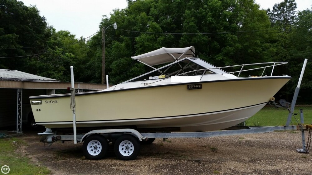 1977 Seacraft boat for sale, model of the boat is 23 Sceptre & Image # 18 of 40