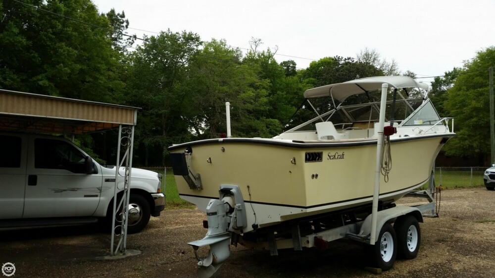 1977 Seacraft boat for sale, model of the boat is 23 Sceptre & Image # 20 of 40