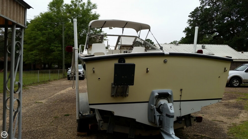 1977 Seacraft boat for sale, model of the boat is 23 Sceptre & Image # 22 of 40