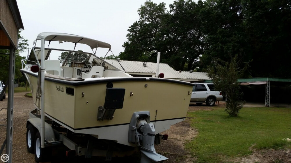 1977 Seacraft boat for sale, model of the boat is 23 Sceptre & Image # 23 of 40