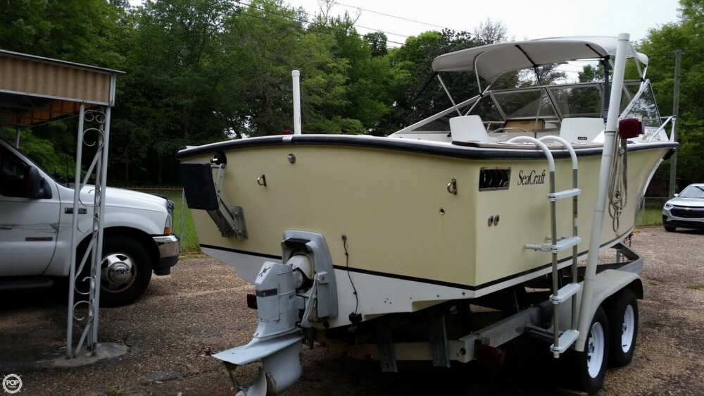 1977 Seacraft boat for sale, model of the boat is 23 Sceptre & Image # 24 of 40