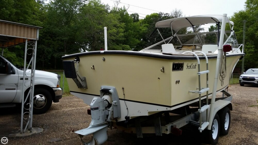 1977 Seacraft boat for sale, model of the boat is 23 Sceptre & Image # 25 of 40