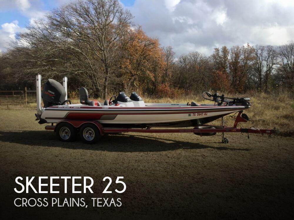 Used Skeeter Boats For Sale in Texas by owner | 2007 Skeeter 25