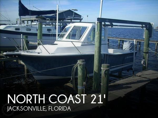 Used North Coast Boats For Sale by owner | 2010 North Coast 21
