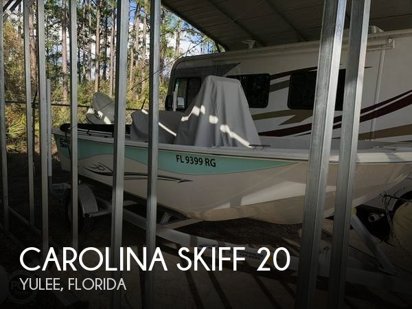 Used Carolina Skiff Boats For Sale by owner   2017 Carolina Skiff 20