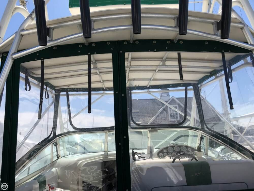 1997 Pro-Line boat for sale, model of the boat is 3250 Express & Image # 7 of 40