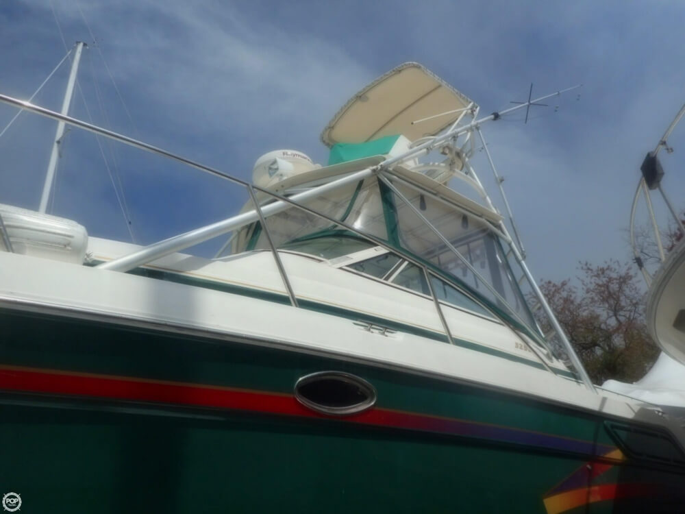 1997 Pro-Line boat for sale, model of the boat is 3250 Express & Image # 26 of 40