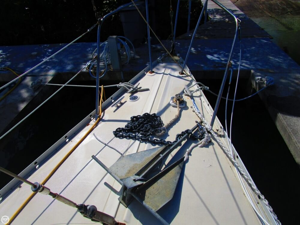 1973 Irwin boat for sale, model of the boat is 37-1 & Image # 18 of 40