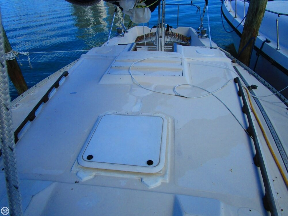 1973 Irwin boat for sale, model of the boat is 37-1 & Image # 22 of 40