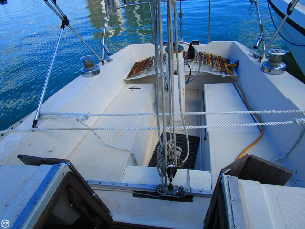 1973 Irwin boat for sale, model of the boat is 37-1 & Image # 23 of 40