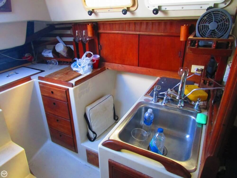 1973 Irwin boat for sale, model of the boat is 37-1 & Image # 4 of 40
