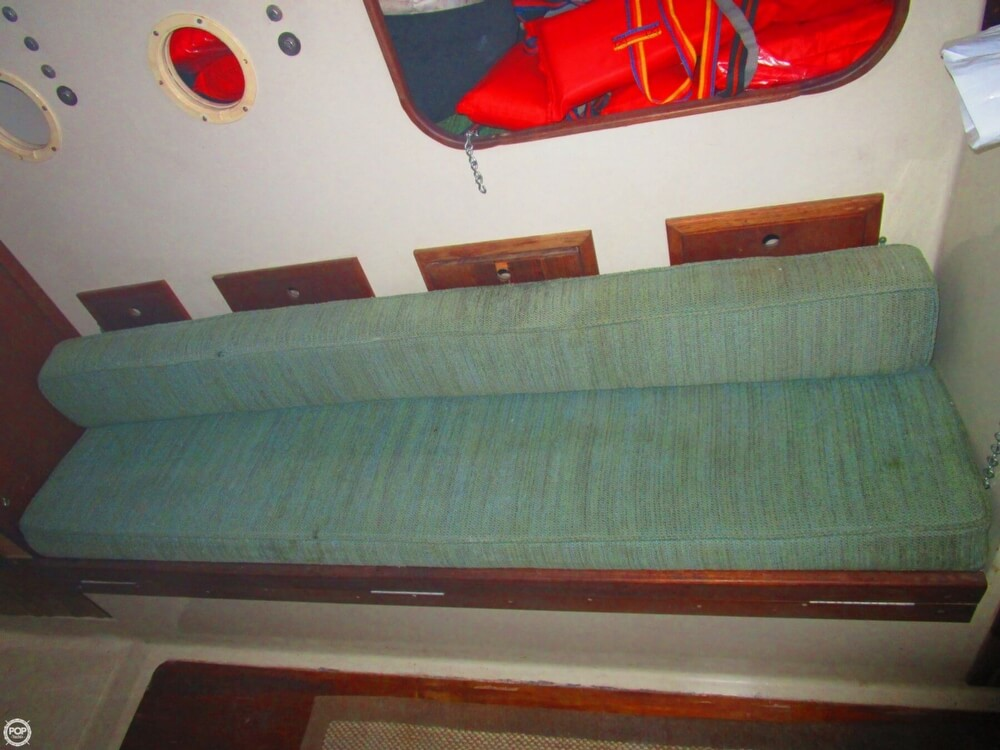 1973 Irwin boat for sale, model of the boat is 37-1 & Image # 10 of 40