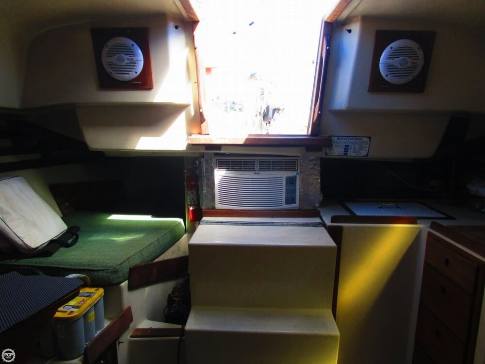 1973 Irwin boat for sale, model of the boat is 37-1 & Image # 12 of 40