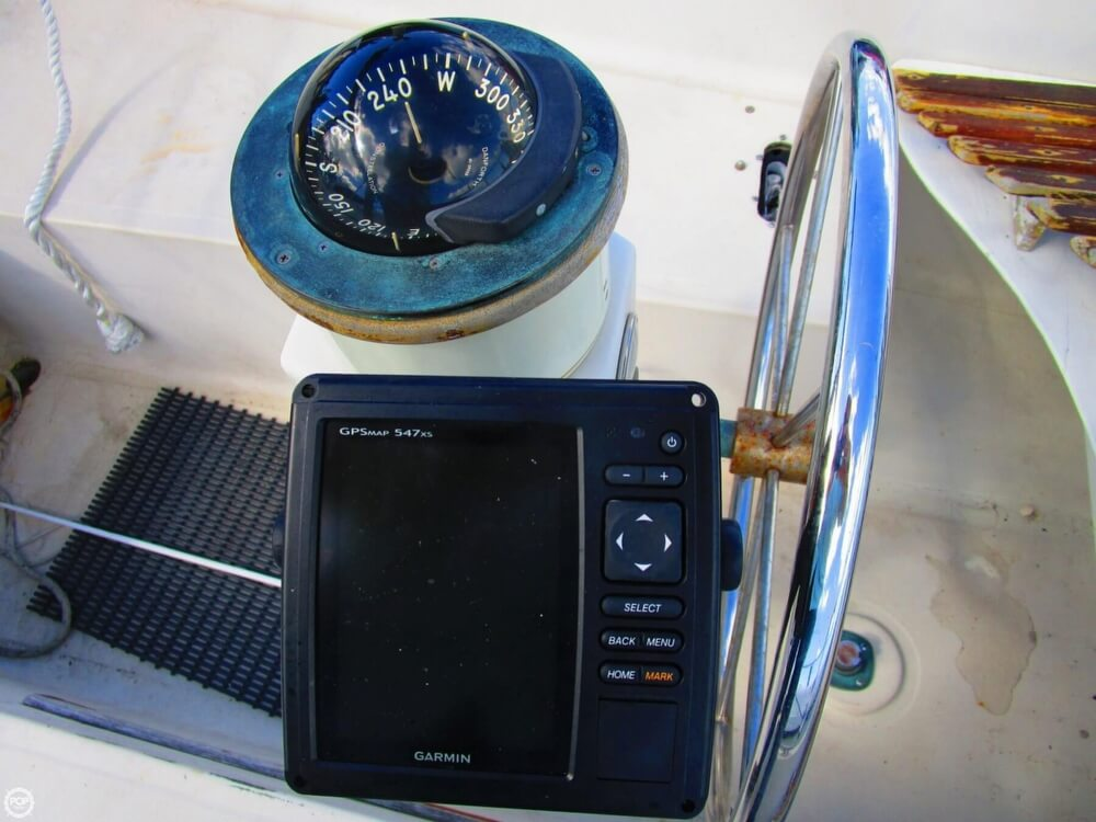 1973 Irwin boat for sale, model of the boat is 37-1 & Image # 14 of 40