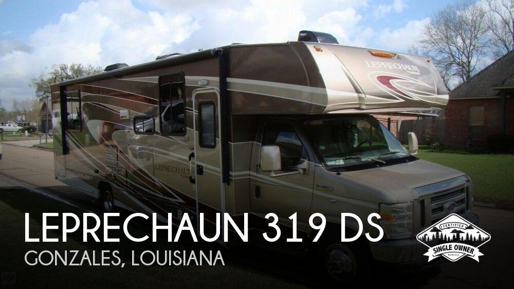 2015 Coachmen Leprechaun 319 DS