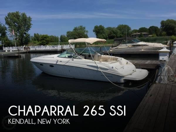 Used Chaparral Boats For Sale in New York by owner | 2002 Chaparral 26