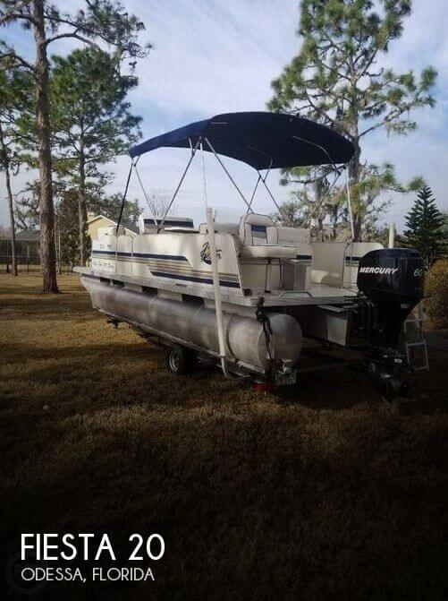 Used Fiesta Boats For Sale by owner | 2007 Fiesta 20