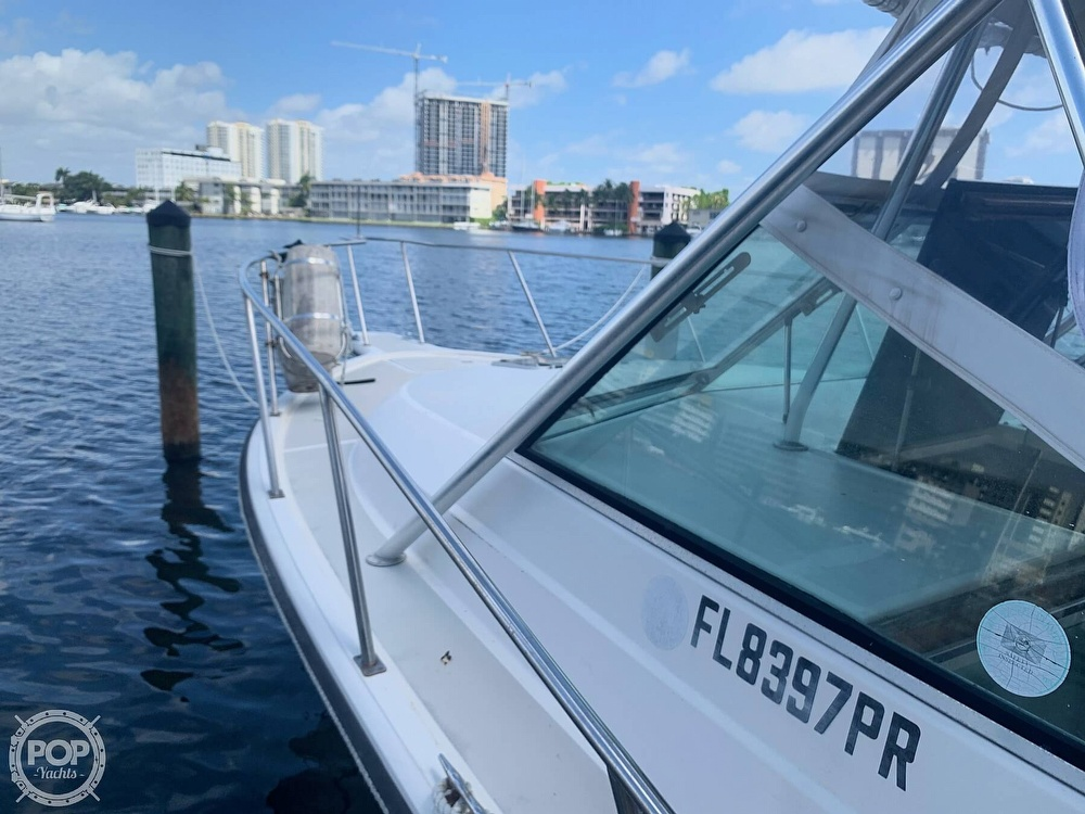1985 Tiara Yachts boat for sale, model of the boat is 2700 Pursuit & Image # 16 of 40