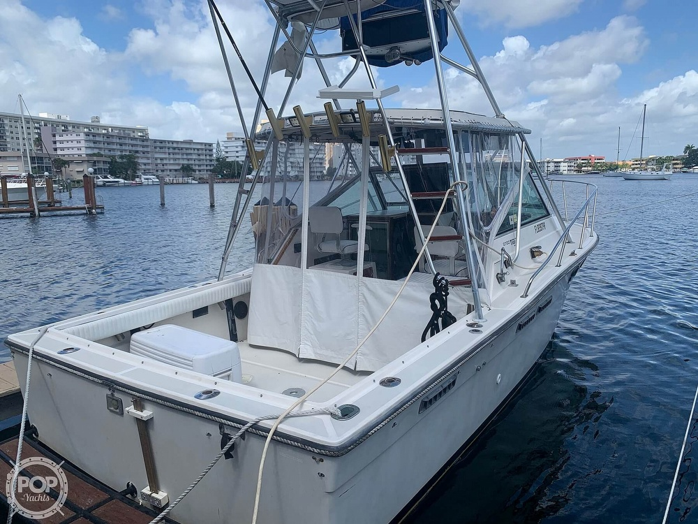 1985 Tiara Yachts boat for sale, model of the boat is 2700 Pursuit & Image # 2 of 40