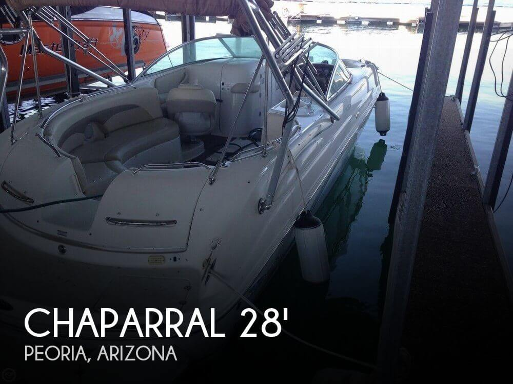 Used Chaparral 27 Boats For Sale by owner | 2004 Chaparral Sunesta 274