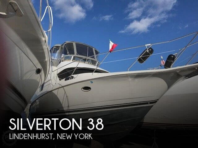 Used Silverton Boats For Sale in New York by owner | 1998 Silverton 38