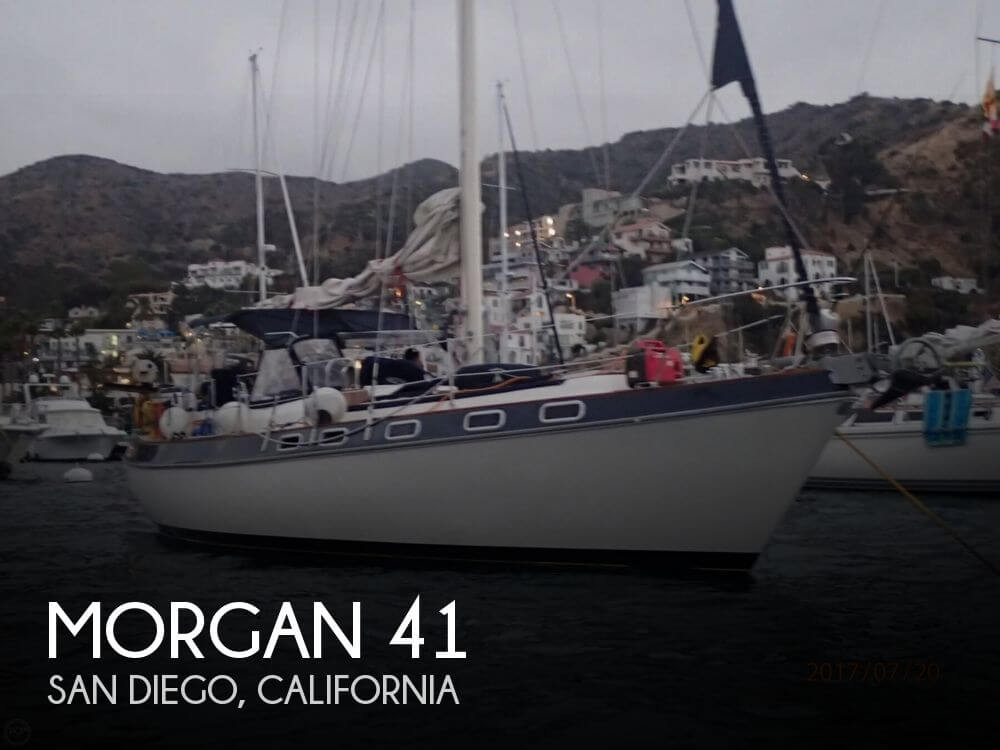 Used Sailboats For Sale in California by owner | 1989 Morgan 41