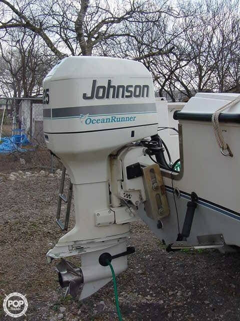 1989 Aquasport boat for sale, model of the boat is 222 Express Fisherman & Image # 4 of 41