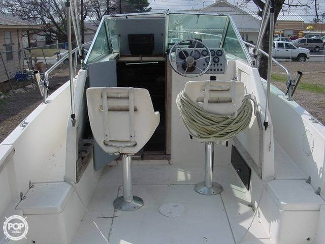 1989 Aquasport boat for sale, model of the boat is 222 Express Fisherman & Image # 2 of 41