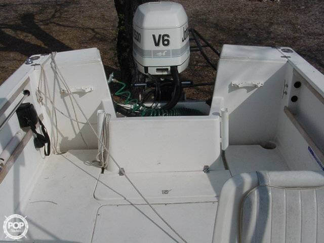 1989 Aquasport boat for sale, model of the boat is 222 Express Fisherman & Image # 3 of 41