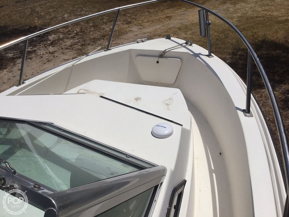 1989 Aquasport boat for sale, model of the boat is 222 Express Fisherman & Image # 8 of 41