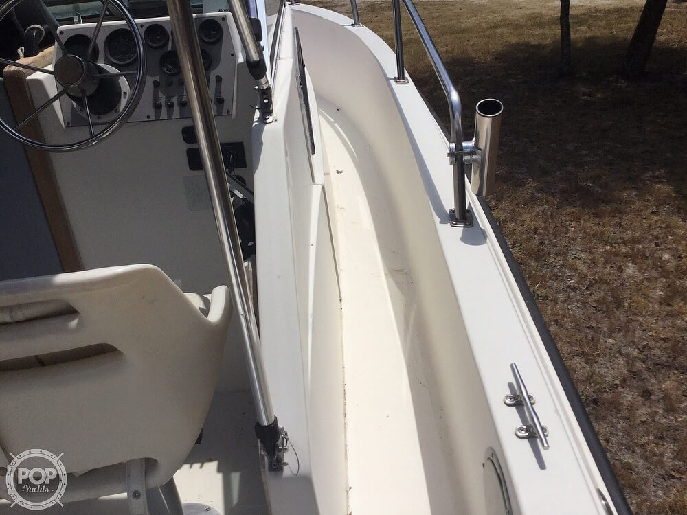 1989 Aquasport boat for sale, model of the boat is 222 Express Fisherman & Image # 9 of 41