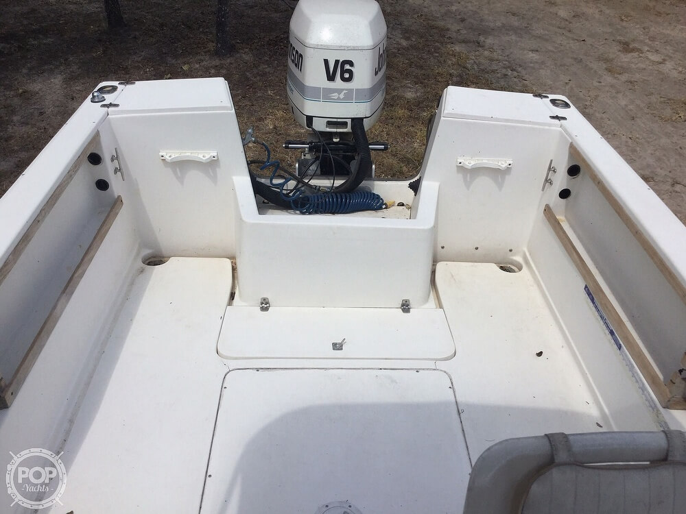 1989 Aquasport boat for sale, model of the boat is 222 Express Fisherman & Image # 33 of 41