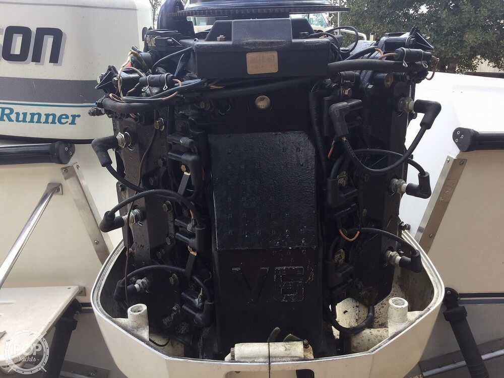 1989 Aquasport boat for sale, model of the boat is 222 Express Fisherman & Image # 36 of 41