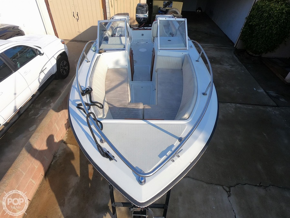 1987 Hydra-Sports boat for sale, model of the boat is 202 DC & Image # 2 of 40